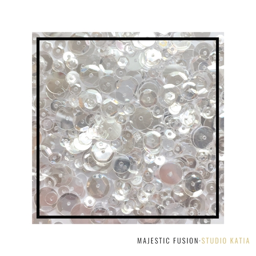 Studio Katia MAJESTIC Fusion Sequins SK2825 Preview Image