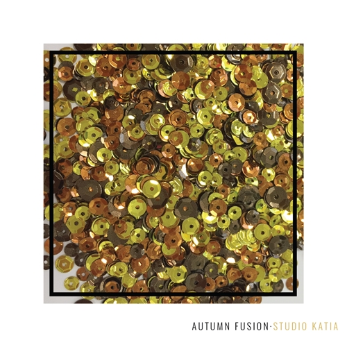 Studio Katia Autumn Fusion Sequins