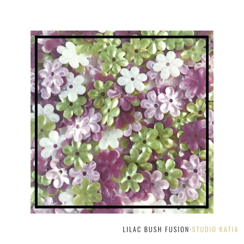 Studio Katia LILAC BUSH Fusion Sequins SK2507 Preview Image