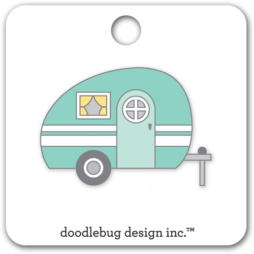 Doodlebug GLAMPER Collectible  Pin 5411 Preview Image