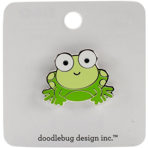Doodlebug FROGGY Collectible  Pin 5413 Preview Image