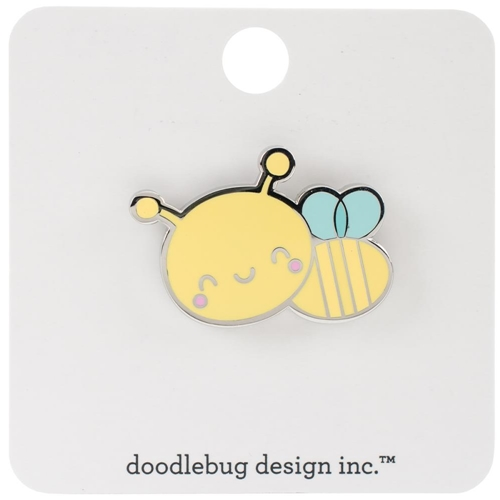 Doodlebug HONEY BEE Collectible Pin 5536 Preview Image