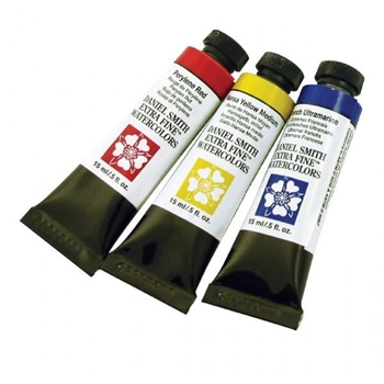 Daniel Smith PRIMARY EXTRA FINE WATERCOLOR Triad Set 285250066
