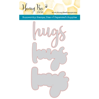 Honey Bee HUGS Dies HBDS-064