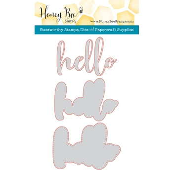 Honey Bee HELLO Dies HBDS-063