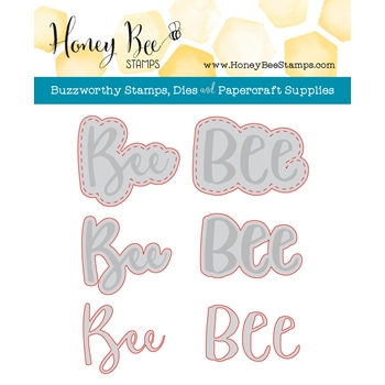 Honey Bee BEE-YOU-TIFUL Dies HBDS-056