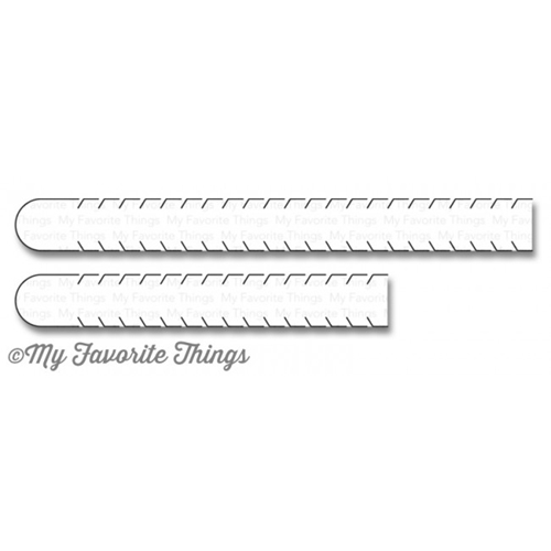My Favorite Things ESSENTIAL SENTIMENT RIP STRIPS Die-Namics MFT1109 Preview Image