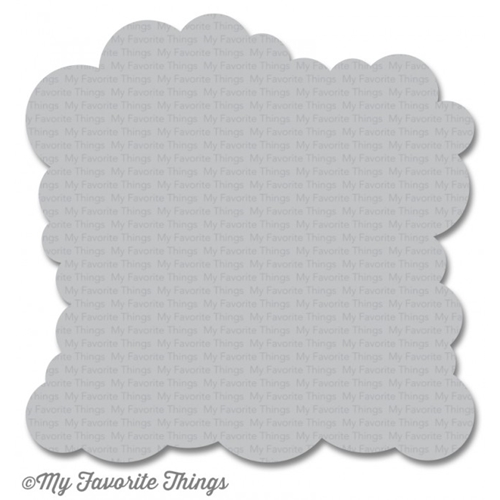 My Favorite Things CLOUD Mix-ables Stencil MFT ST99 Preview Image