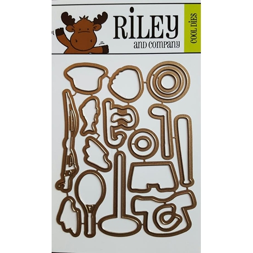 Riley and Company Cool Dies SPORTS ACCESSORIES RD08* Preview Image