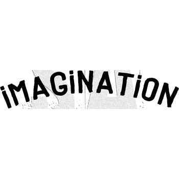 Tim Holtz Rubber Stamp IMAGINATION Stampers Anonymous E3-3006