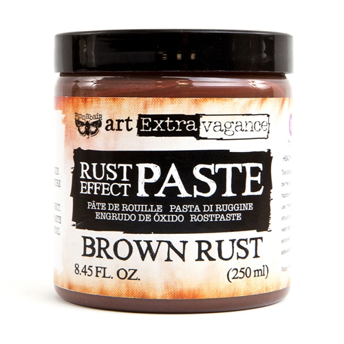 Prima Marketing BROWN Art Extravagance Rust Paste 964696* Preview Image