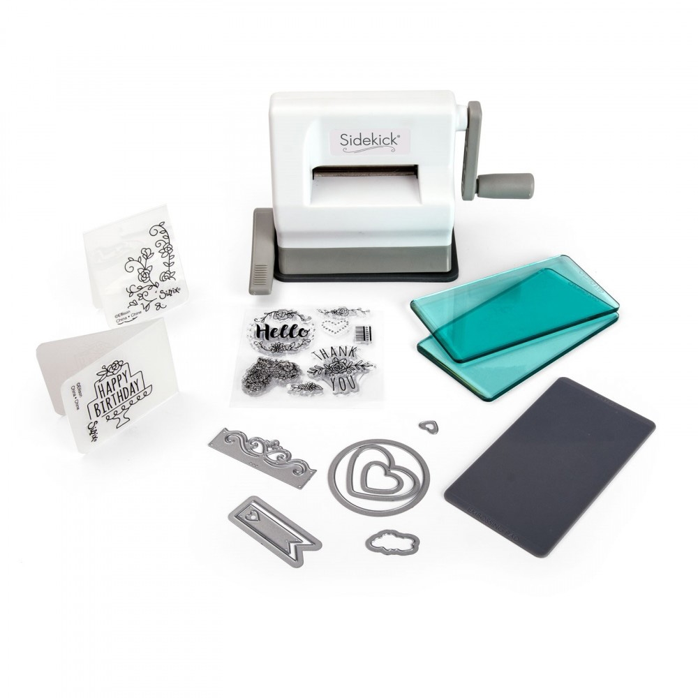 Sizzix SIDEKICK STARTER KIT Die Cutting Machine 661770 zoom image