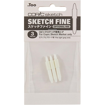 Copic Sketch Marker SKETCH FINE Nib 054932