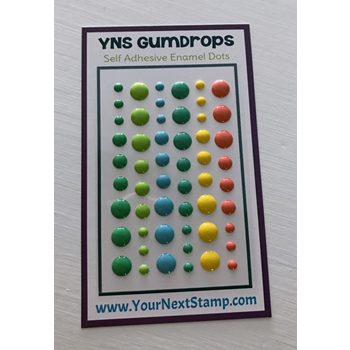 Your Next Stamp TROPICAL PARADISE Gumdrops YNSGD083