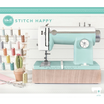 We R Memory Keepers STITCH HAPPY MULTIMEDIA SEWING MACHINE MINT 663128*
