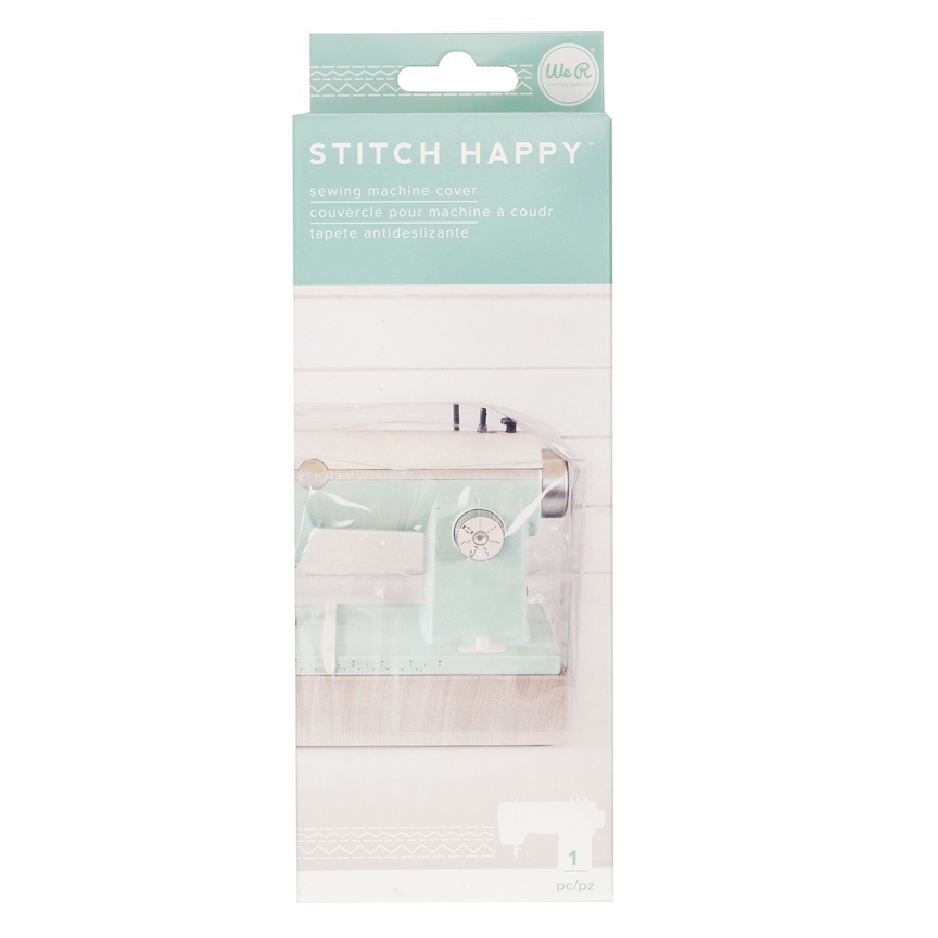 We R Memory Keepers STITCH HAPPY SEWING MACHINE COVER 660396* zoom image