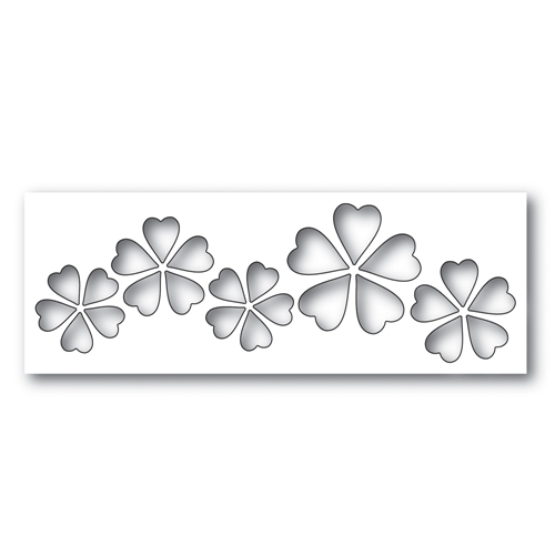 Simon Says Stamp FLORAL BURST COLLAGE Wafer Dies S433 One Of A Kind Preview Image