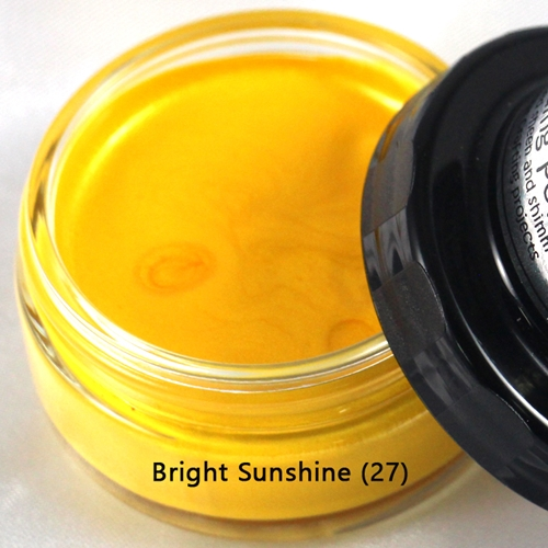 Cosmic Shimmer BRIGHT SUNSHINE Metallic Gilding Polish With Applicator 913770 Preview Image