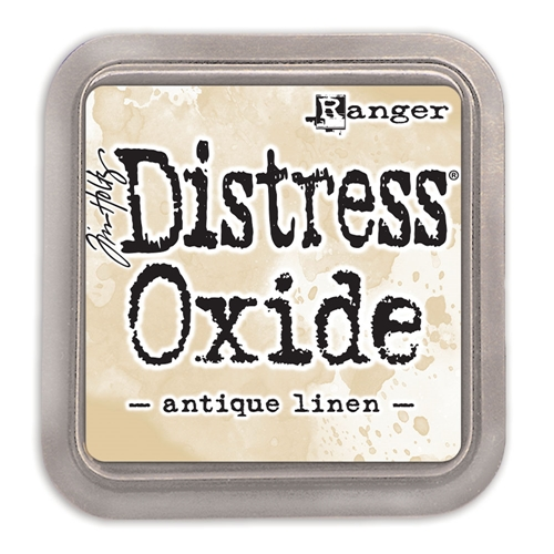 Tim Holtz Distress Oxide Ink Pad ANTIQUE LINEN Ranger TDO55792 Preview Image