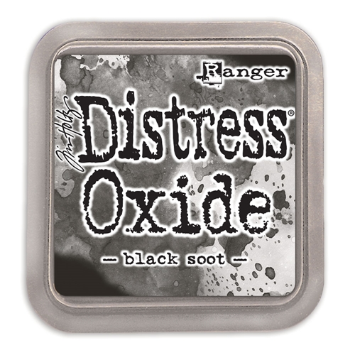 Tim Holtz Black Soot Distress Oxide Ink Pad