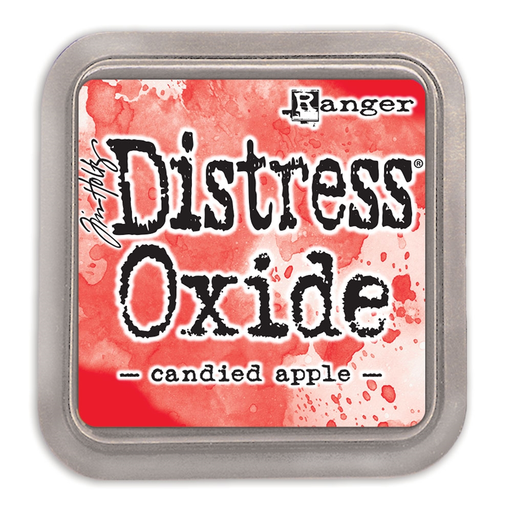 Tim Holtz Distress Oxide Ink Pad CANDIED APPLE Ranger TDO55860 zoom image