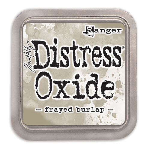 Tim Holtz Distress Oxide Ink Pad FRAYED BURLAP Ranger TDO55990 Preview Image
