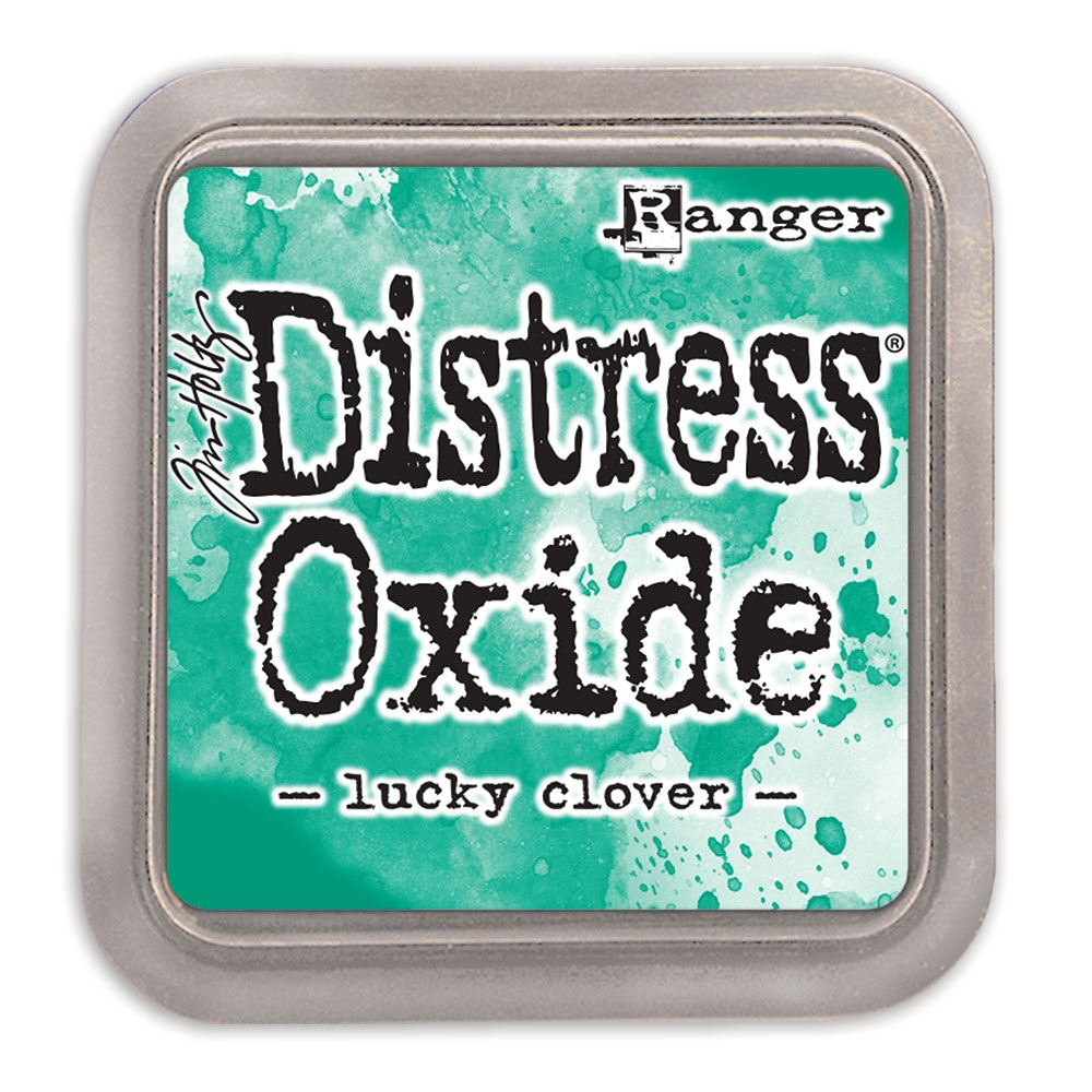 Tim Holtz Distress Oxide Ink Pad LUCKY CLOVER Ranger TDO56041 zoom image