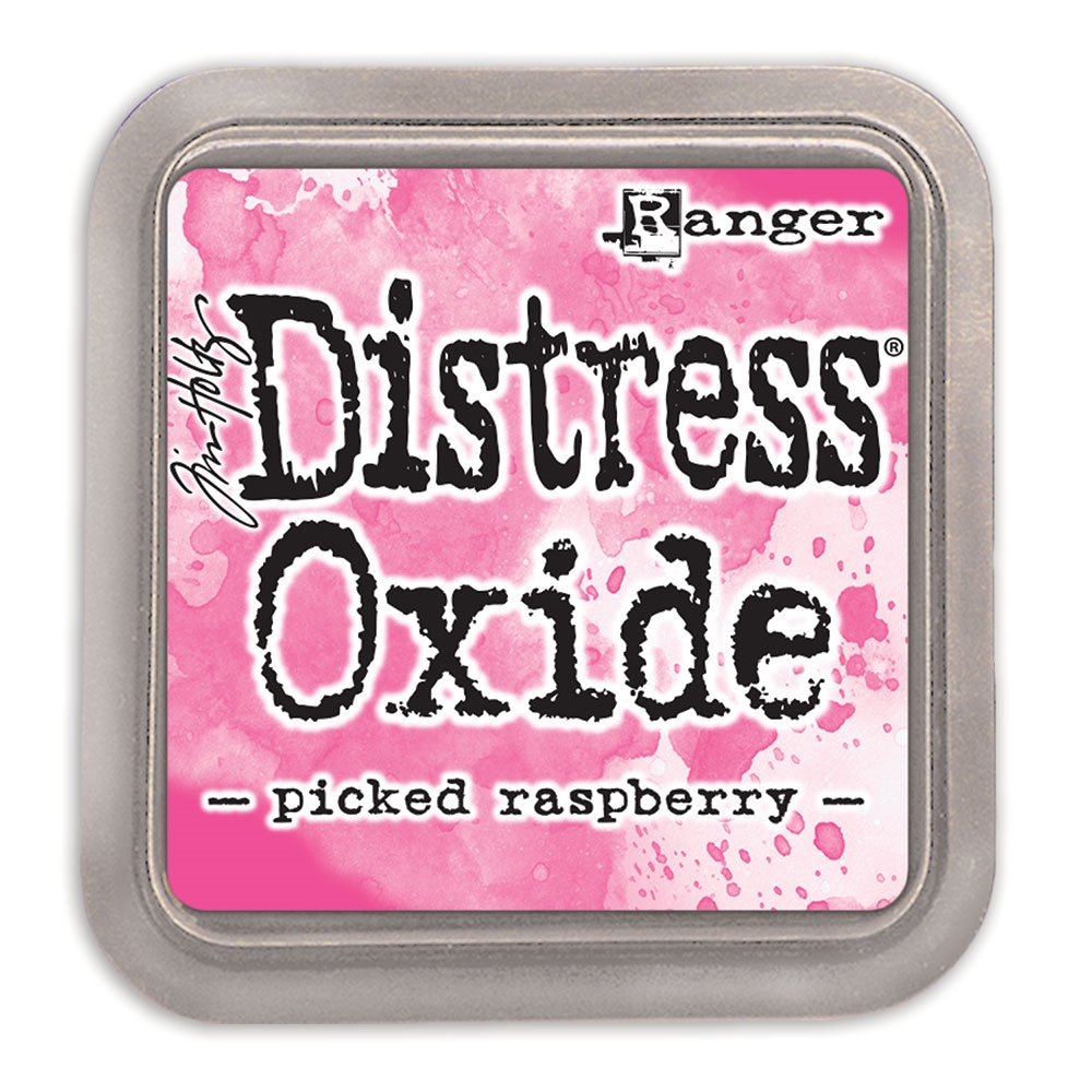 Tim Holtz Distress Oxide Ink Pad PICKED RASPBERRY Ranger TDO56126 zoom image
