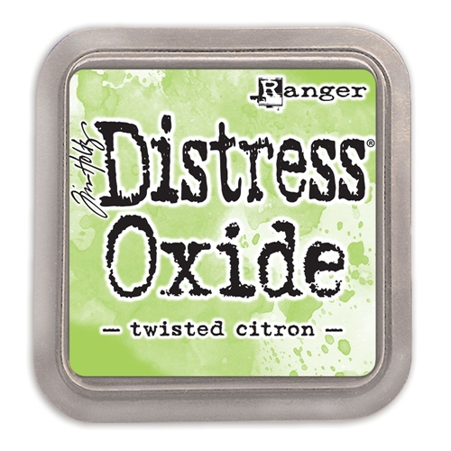 Tim Holtz Distress Oxide Ink Pad TWISTED CITRON Ranger TDO56294 Preview Image