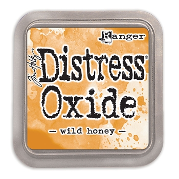 Tim Holtz Distress Oxide Ink Pad WILD HONEY Ranger TDO56348