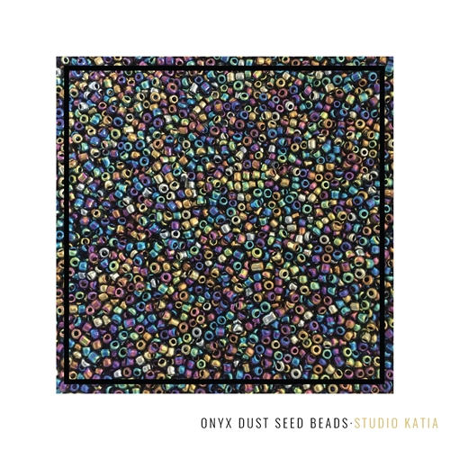 Studio Katia ONYX DUST Seed Beads SK2617 Preview Image