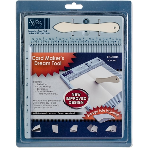 Scor-Pal MINI SCOR-BUDDY Scoring Board Tool Eighths 43303 Preview Image
