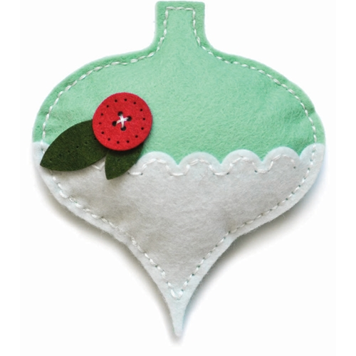 Memory Box PLUSH GIFT ORNAMENT Craft Die 99861* Preview Image