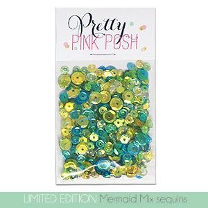 Pretty Pink Posh MERMAID SEQUIN MIX Preview Image