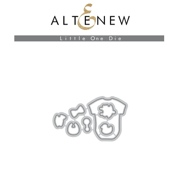 Altenew LITTLE ONE DIE Set ALT1791