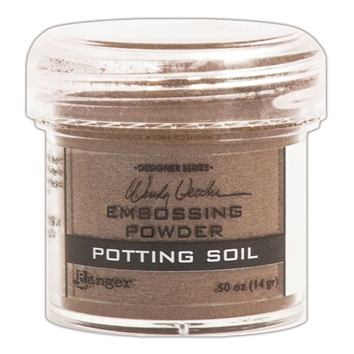 Ranger Wendy Vecchi Embossing Powder POTTING SOIL WEP48053 Preview Image