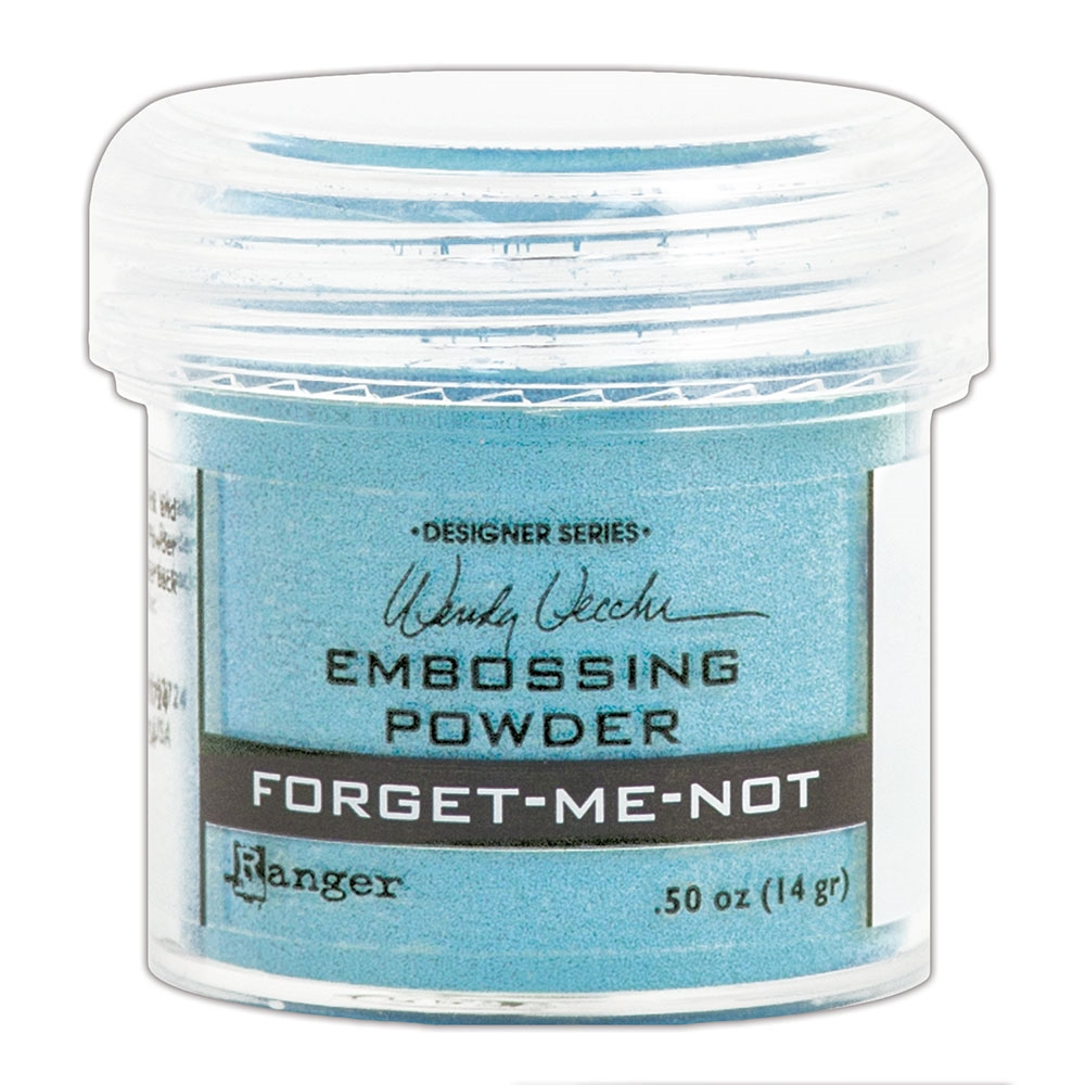 Ranger Wendy Vecchi Embossing Powder FORGET-ME-NOT WEP48039 zoom image