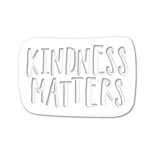 Simon Says Stamp KINDNESS MATTERS Wafer Dies SSSD111728 Encouraging Words Preview Image