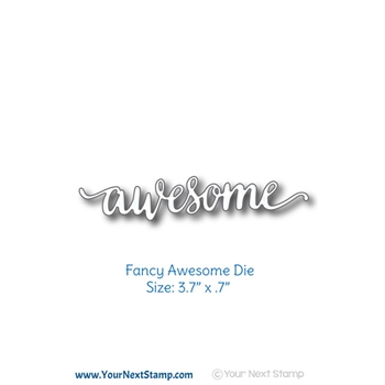 Your Next Die FANCY AWESOME YNSD660