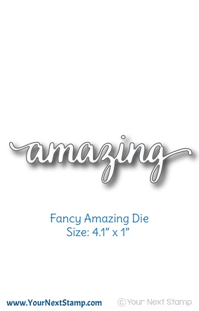 Your Next Die FANCY AMAZING YNSD661 zoom image