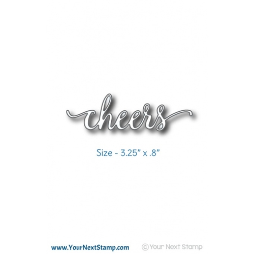 Your Next Die FANCY CHEERS YNSD284 Preview Image