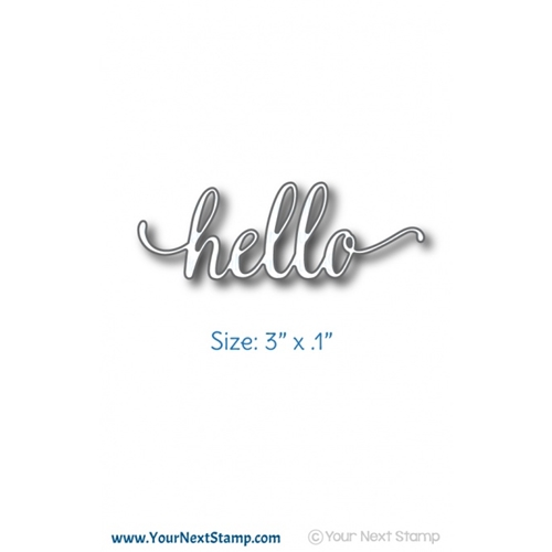 Your Next Die FANCY HELLO YNSD250 Preview Image