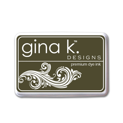 Gina K Designs DARK SAGE PREMIUM DYE Color Companions Ink Pad 0953 Preview Image