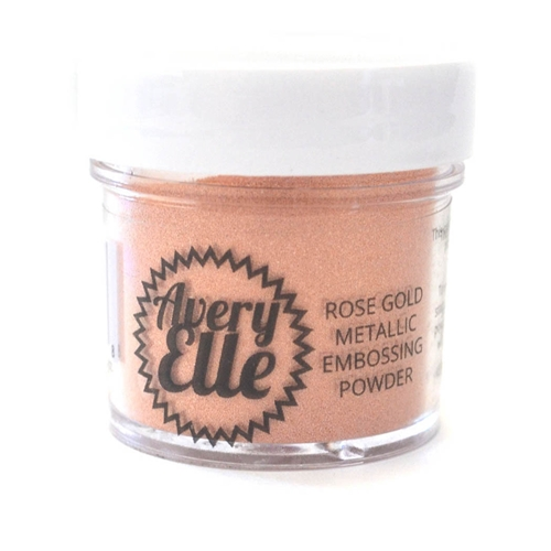 Avery Elle ROSE GOLD METALLIC Embossing Powder E1706  Preview Image