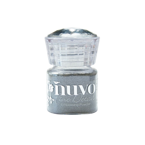 Tonic CLASSIC SILVER Nuvo Fine Detail Embossing Powder 584N Preview Image