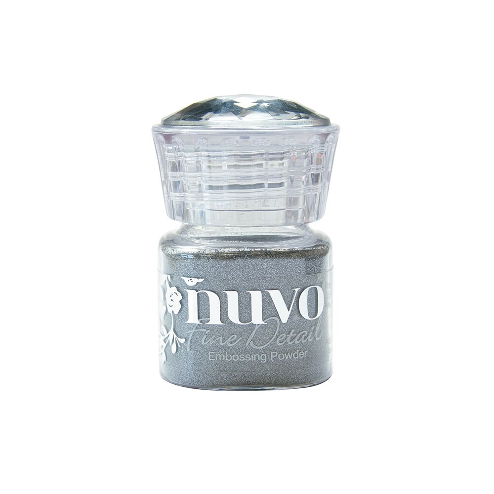 Tonic CLASSIC SILVER Nuvo Fine Detail Embossing Powder 584N zoom image