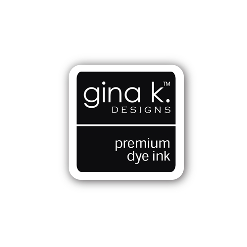Gina K Designs BLACK ONYX Color Companions Mini Ink Pad CUBE9 Preview Image