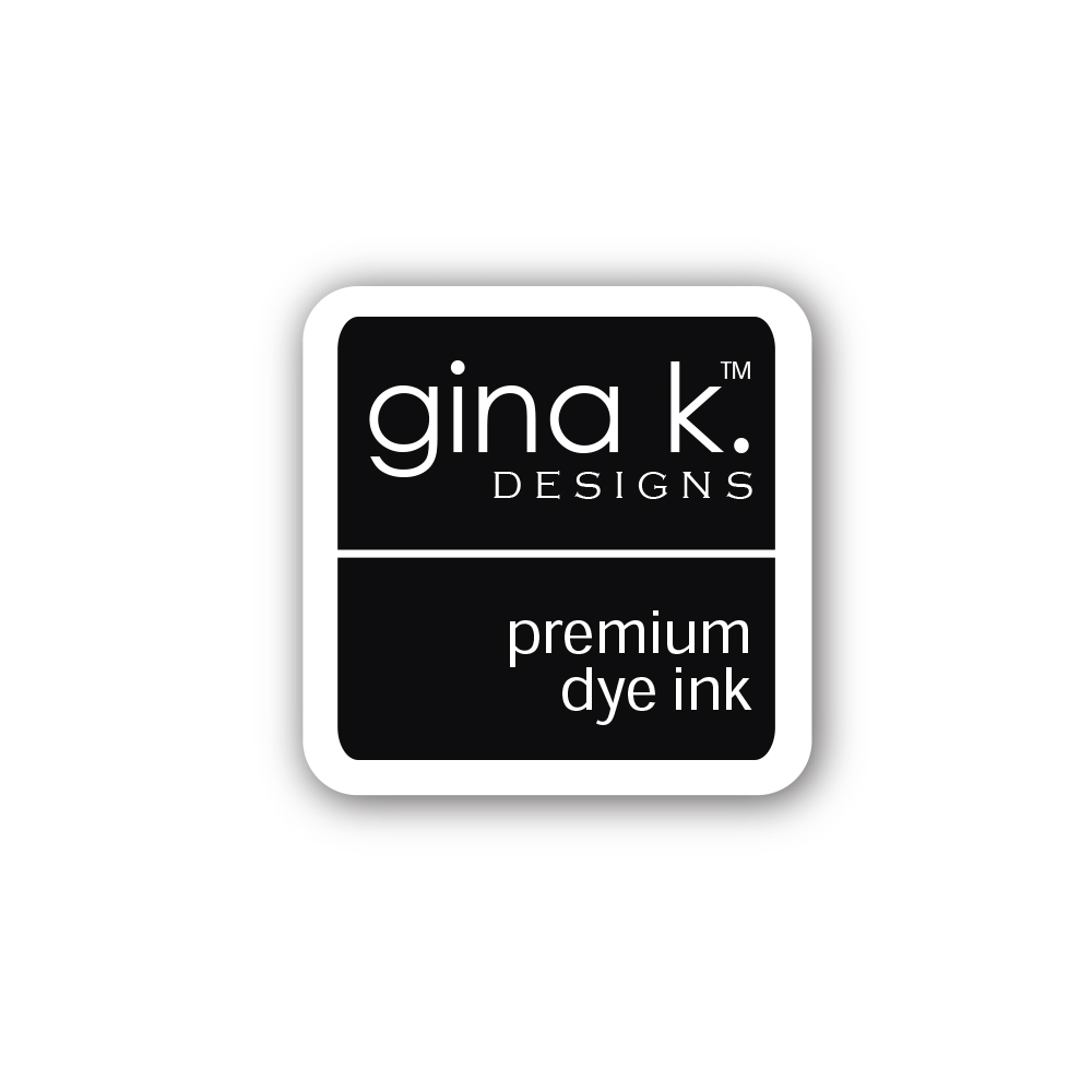 Gina K Designs BLACK ONYX Color Companions Mini Ink Pad CUBE9 zoom image