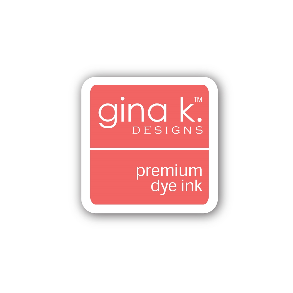Gina K Designs DUSTY ROSE Color Companions Mini Ink Pad CUBE33 zoom image