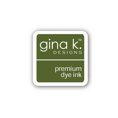 Gina K Designs FRESH ASPARAGUS Color Companions Mini Ink Pad CUBE4 Preview Image